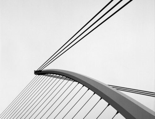Samuel Beckett's Bridge, Dublin