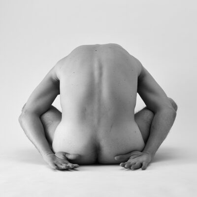 David Hatters photography Study of my body 1