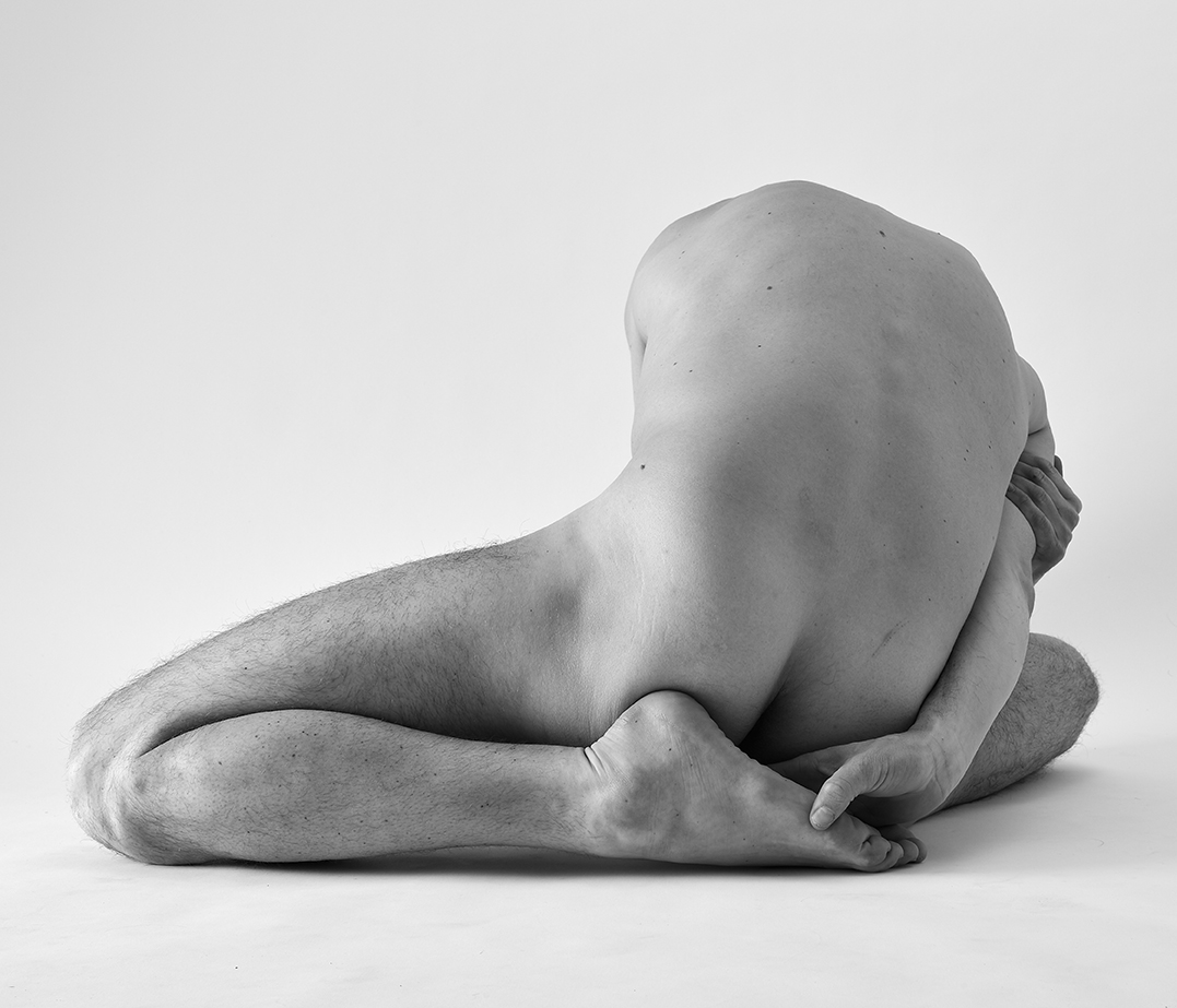 David Hatters photography Study of my body 2