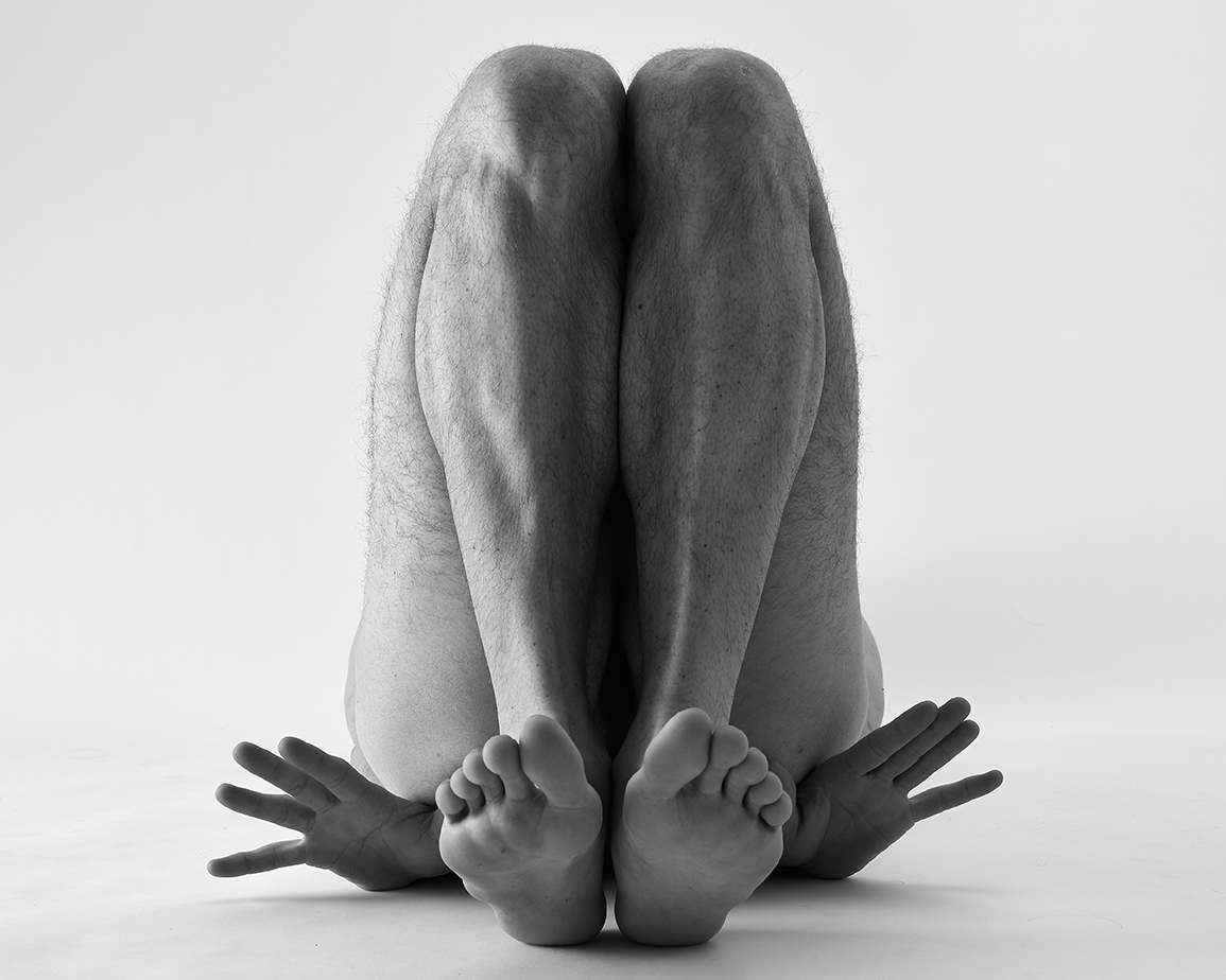 David Hatters photography Study of my body 5