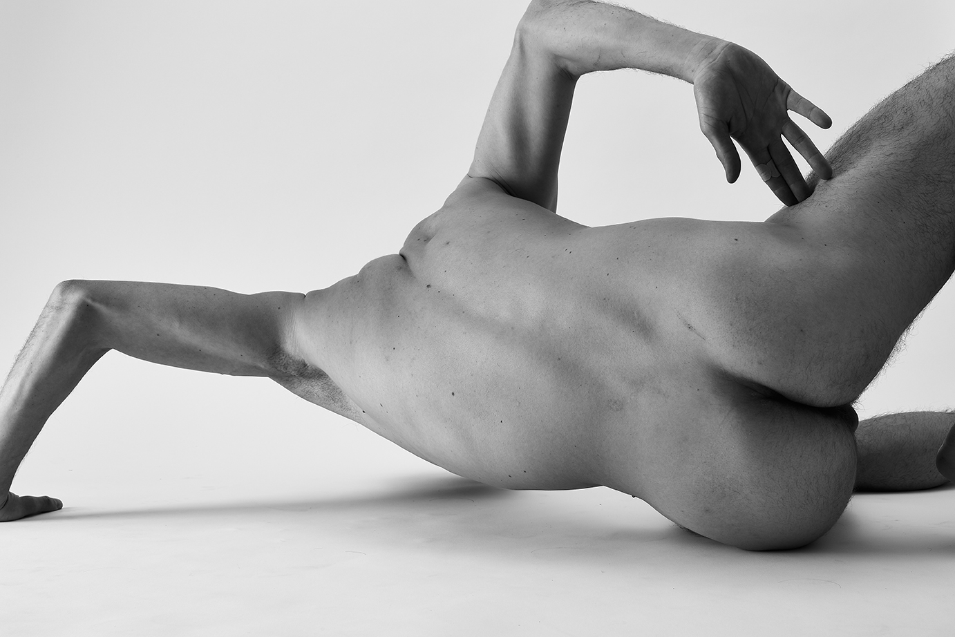 David Hatters photography Study of my body 6
