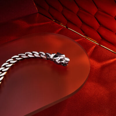Zancan Gioielli still life campaign photographed by David Hatters